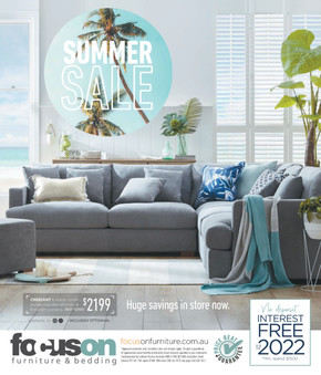Focus On Furniture deals