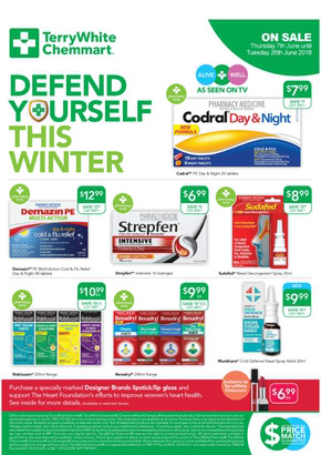 Chemmart Pharmacy deals