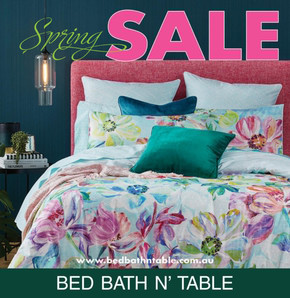 Bed Bath N' Table deals
