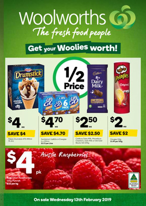 Woolworths deals