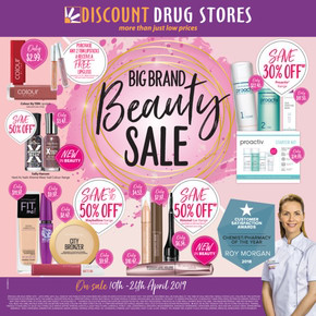 Discount Drug Stores deals