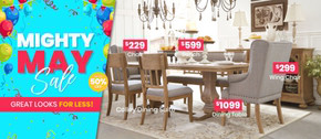 Latest Deals From Furniture Galore Colley Dining Suite