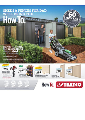 Stratco Joondalup: Deals, Opening hours and Address