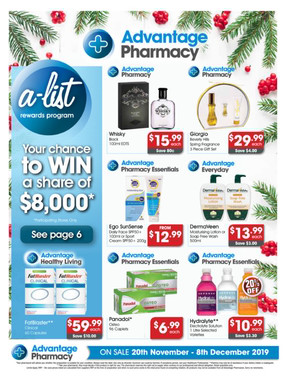 Advantage Pharmacy deals