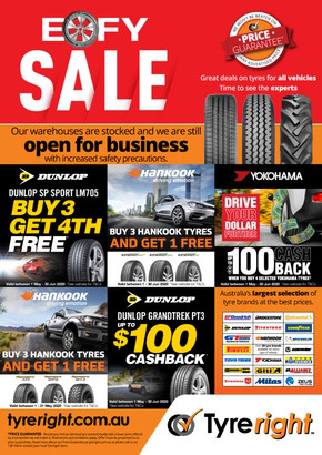 Tyreright deals