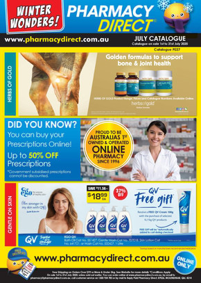 Pharmacy Direct deals