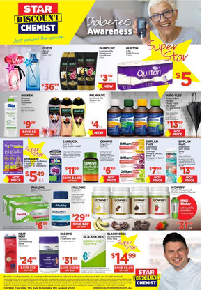 Star Discount Chemist deals