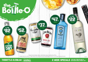 The Bottle-O deals