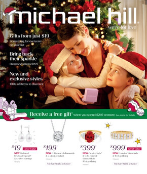 Michael Hill deals