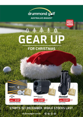 Drummond Golf deals