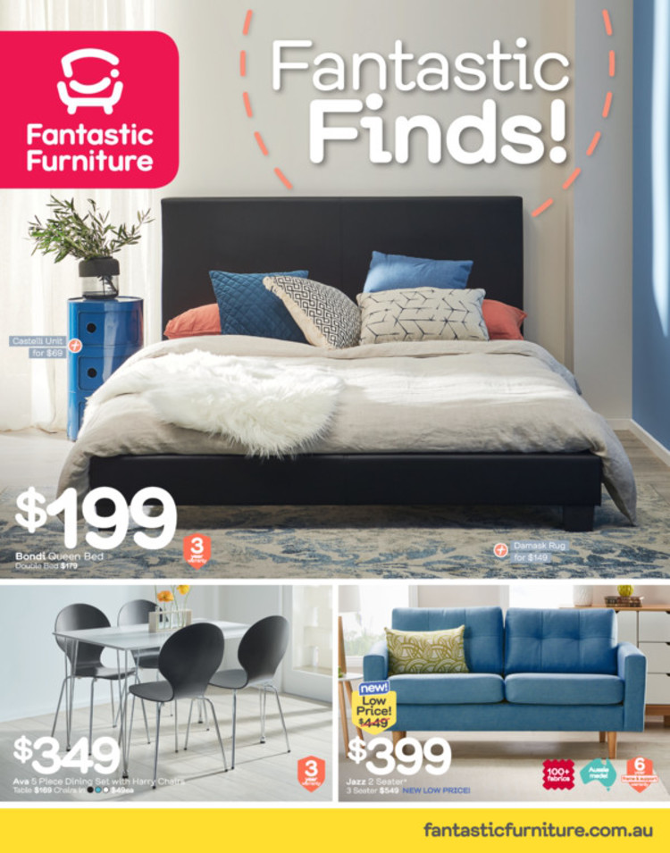 fantastic furniture in frankston catalogues and specials